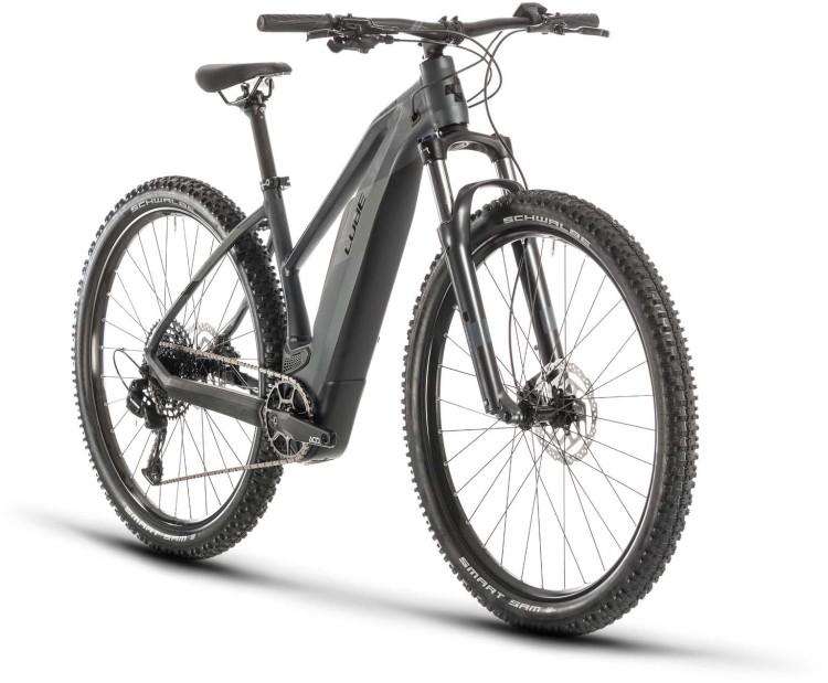 Cube Reaction Hybrid Pro 500 iridium n black 2020 - E-Bike Hardtail Mountainbike per Donne