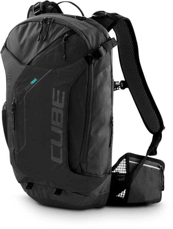 Cube Backpack EDGE TRAIL nero