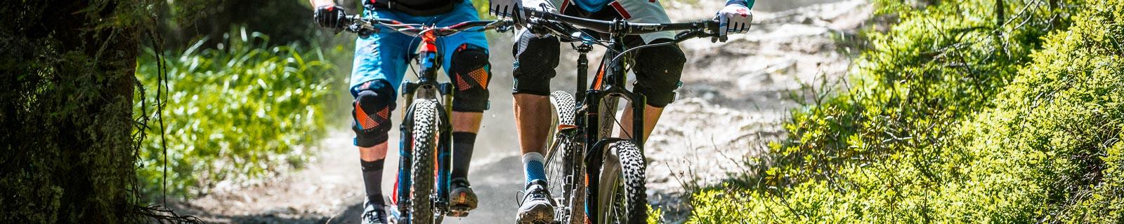 Mountainbikes Biammortizzate