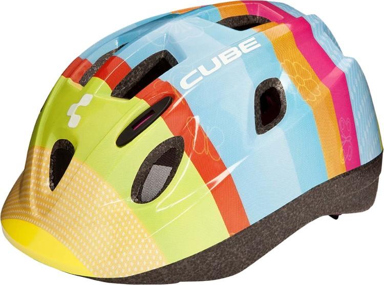 Cube Helm Kids Girl multicoloured