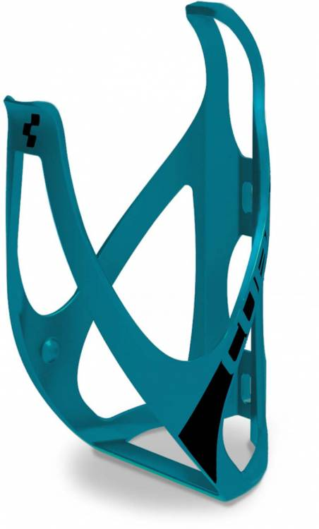 Cube bottle cage HPP matt menta n nero