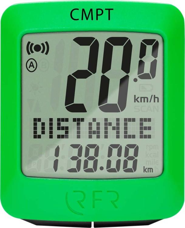 RFR Bicicletta Computer CMPT verde