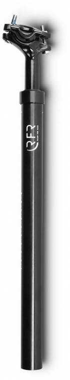 RFR sospensione reggisella (60 - 90 kg) nero - 27,2 mm x 400 mm