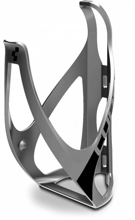 Portabottiglia a cubo HPP grigio opaco n nero