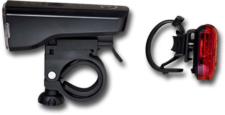 Set di illuminazione RFR Tour 25 USB nero