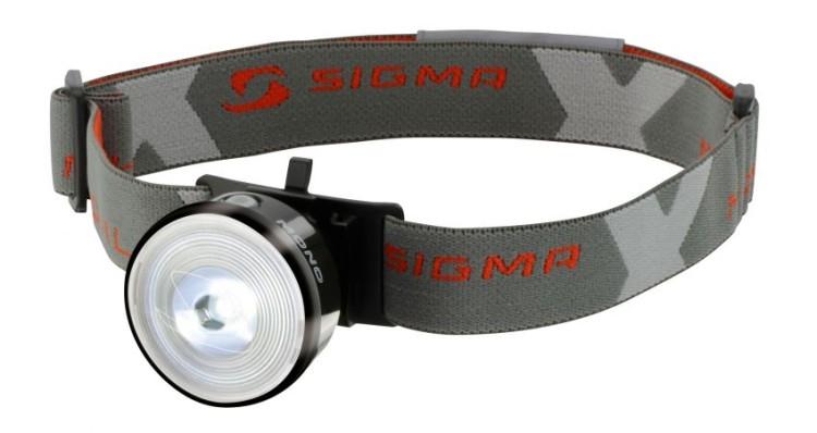 Lampada frontale Sigma Mono HL