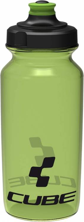 Bottiglia a cubo 0,5l Verde icona