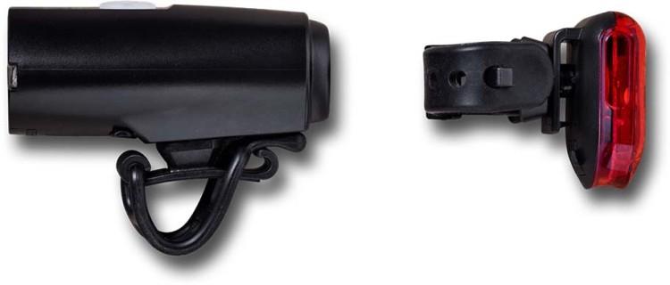 Set di illuminazione RFR Tour 18 USB nero